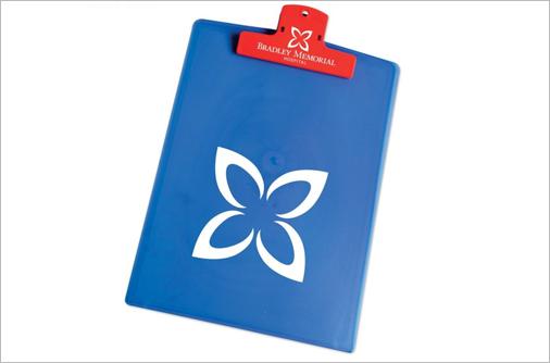 custom designed clipboards with logo