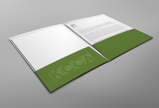 custom presentation folders for cpa