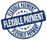 graphic designers with flexible payment options