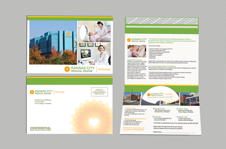 physician referral cd mailers