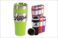 16 oz stainless steel tumbler mug