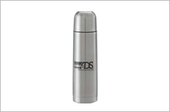 24 oz bullet shaped stainless steel thermos