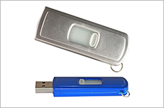 custom designed ez roller pen flash drives