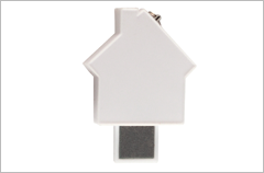 custom designed house usb drives