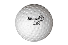 golf ball stress reliever ball