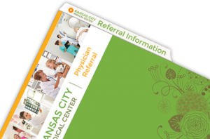 Physician Referral Folders Filing Tabs