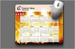 peel and place ultra thin mouse pads with logo