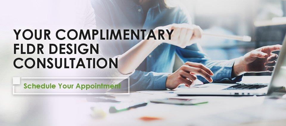 free fldr design consultation
